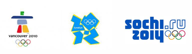 Олимпийские лого